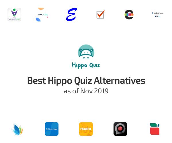 Best Hippo Quiz Alternatives