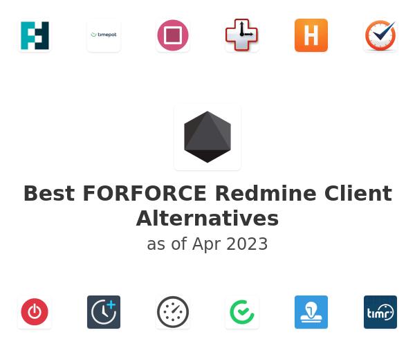 Best FORFORCE Redmine Client Alternatives