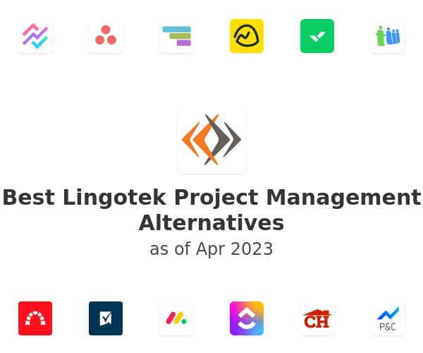 Best Lingotek Project Management Alternatives