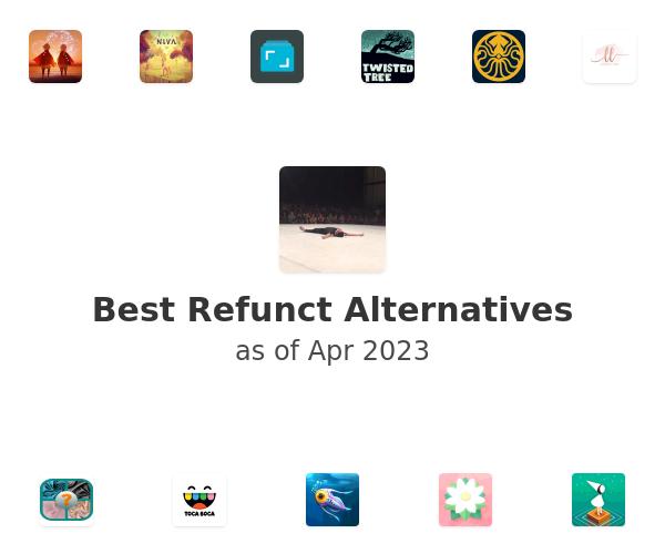 Best Refunct Alternatives
