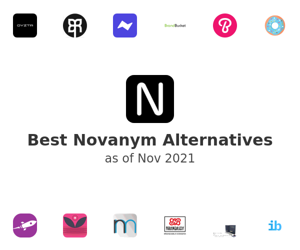 Best Novanym Alternatives