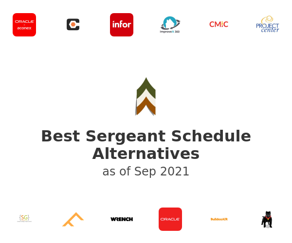 Best Sergeant Schedule Alternatives