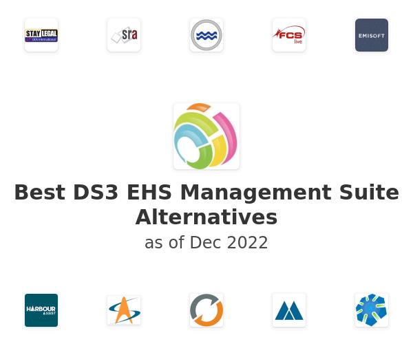 Best DS3 EHS Management Suite Alternatives