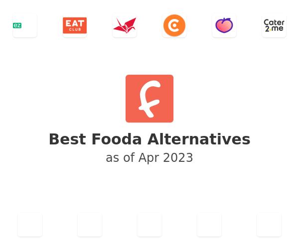 Best Fooda Alternatives