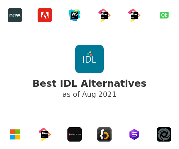 Best IDL Alternatives