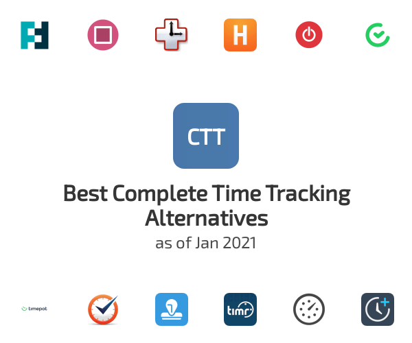 Best Complete Time Tracking Alternatives