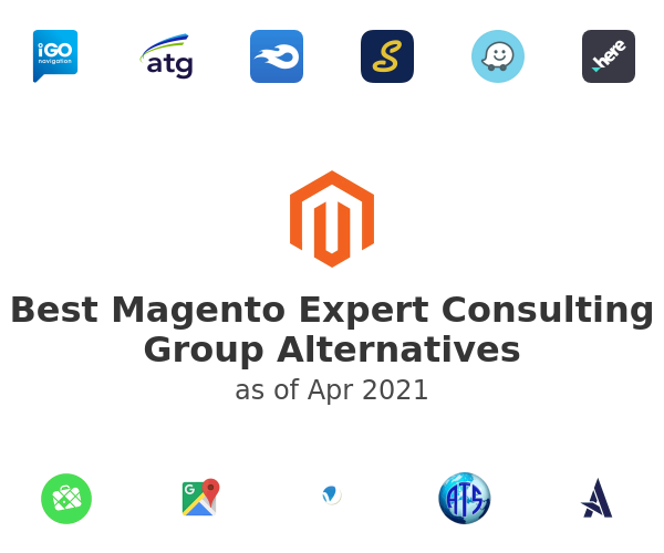 Best Magento Expert Consulting Group Alternatives
