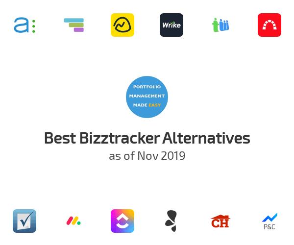 Best Bizztracker Alternatives