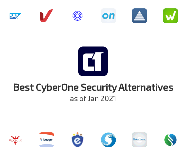Best CyberOne Security Alternatives