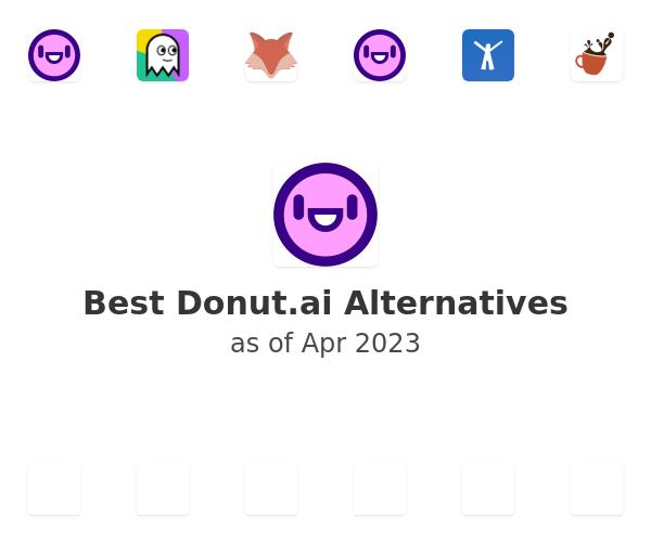 Best Donut.ai Alternatives