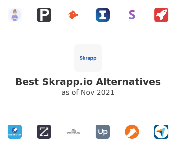 Best Skrapp.io Alternatives
