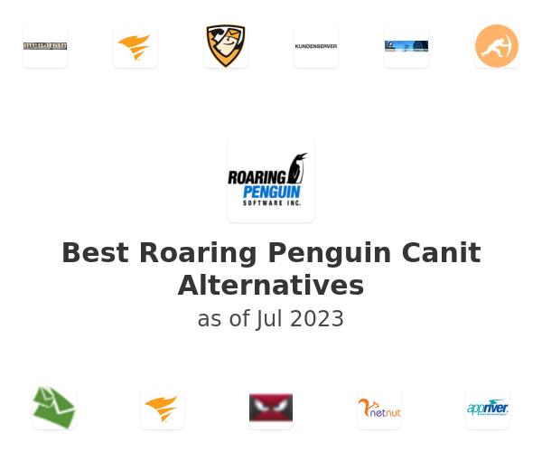 Best Roaring Penguin Canit Alternatives