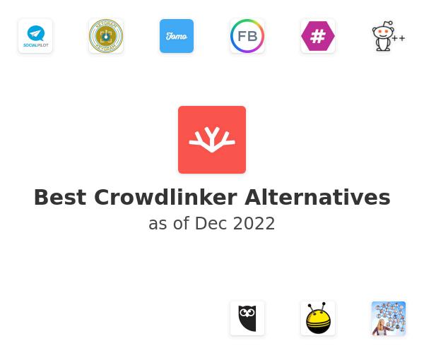Best Crowdlinker Alternatives
