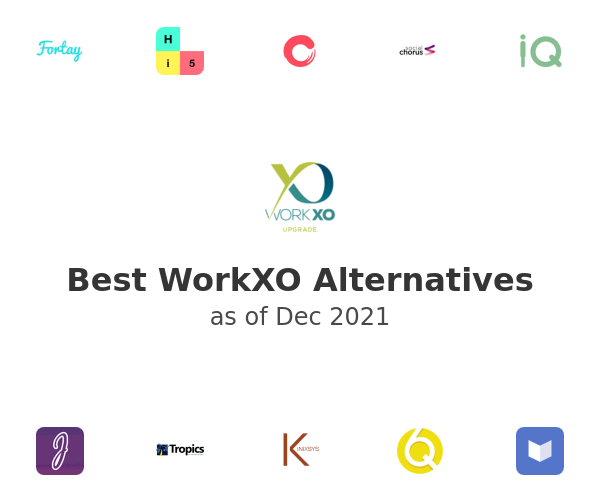 Best WorkXO Alternatives