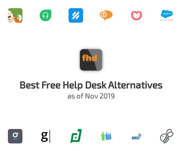 Best Free Help Desk Alternatives