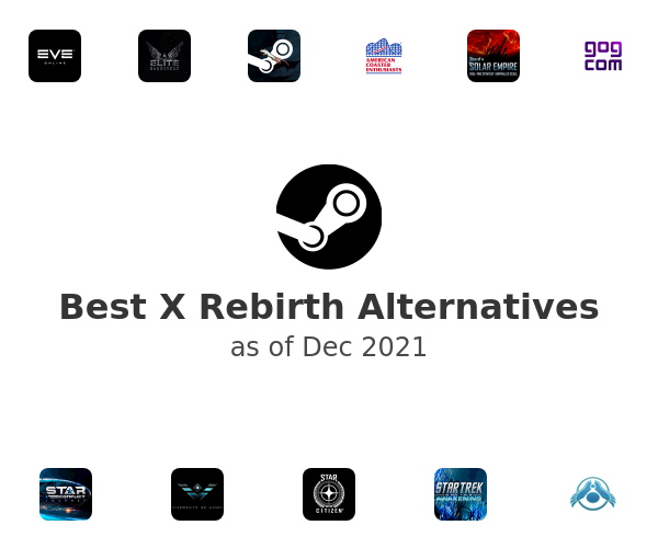 Best X Rebirth Alternatives