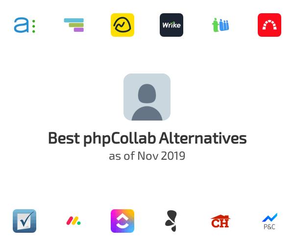 Best phpCollab Alternatives