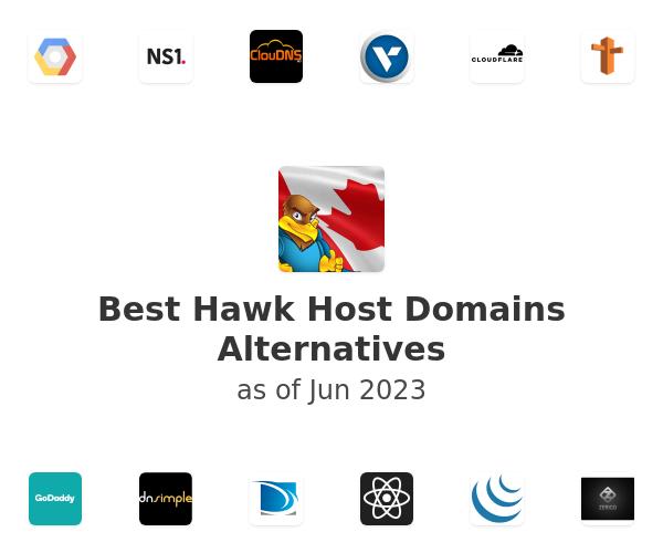 Best Hawk Host Domains Alternatives