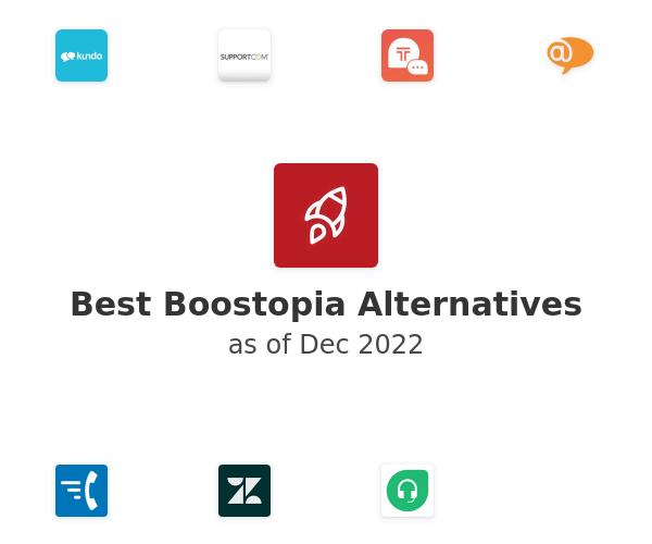 Best Boostopia Alternatives