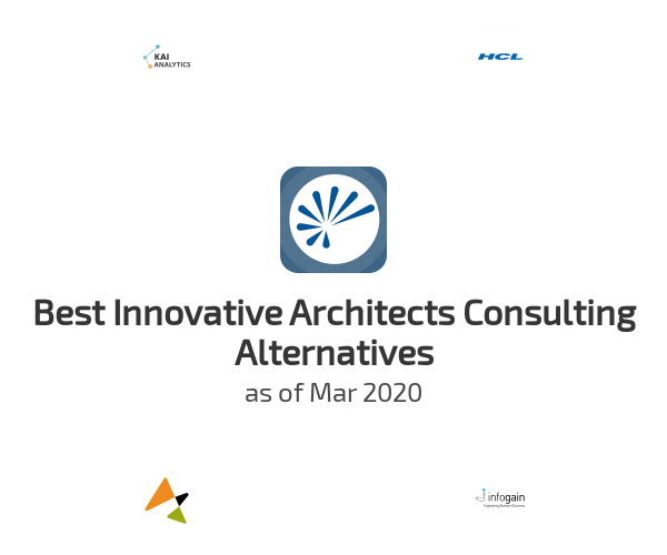 Best Innovative Architects Consulting Alternatives