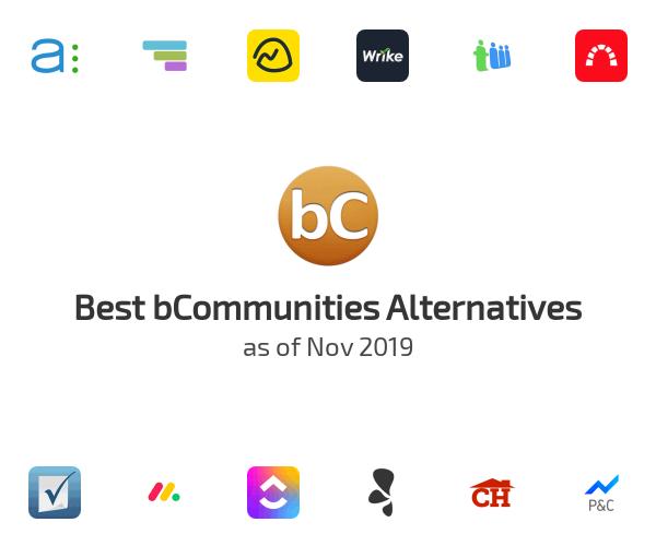 Best bCommunities Alternatives