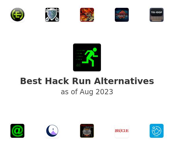 Best Hack Run Alternatives