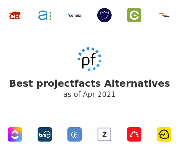 Best projectfacts Alternatives