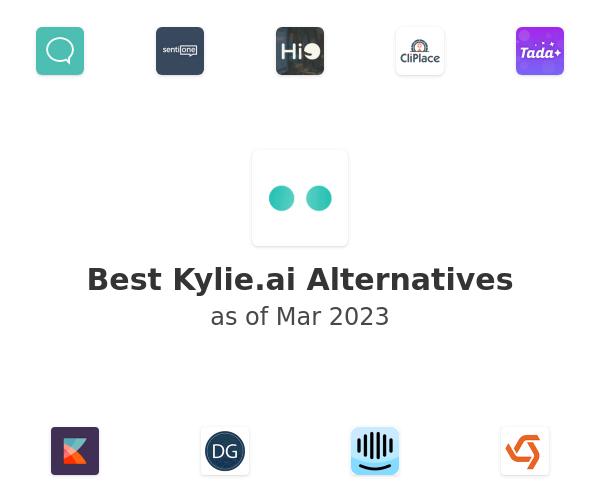 Best Kylie.ai Alternatives