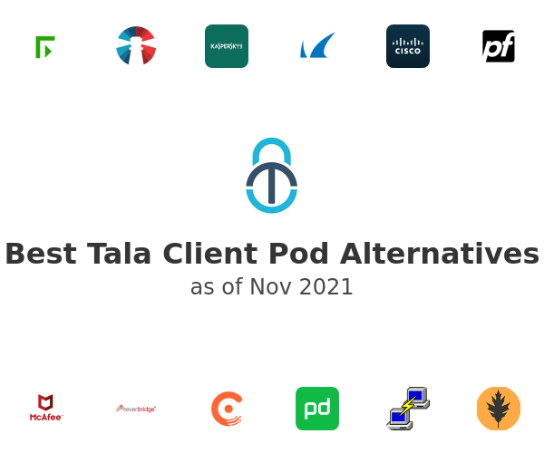 Best Tala Client Pod Alternatives