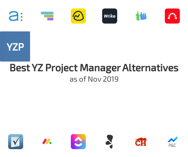 Best YZ Project Manager Alternatives