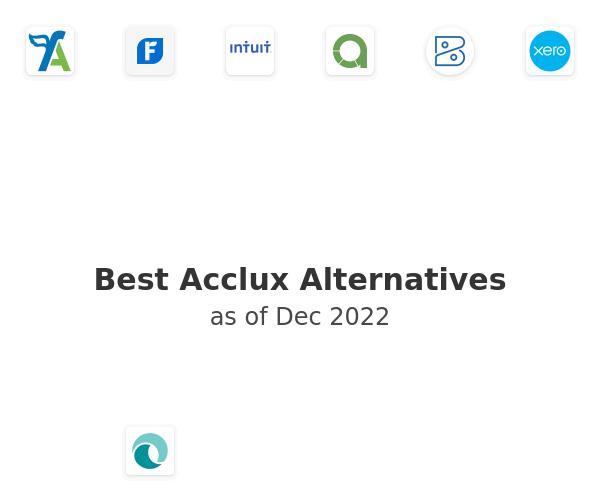 Best Acclux Alternatives