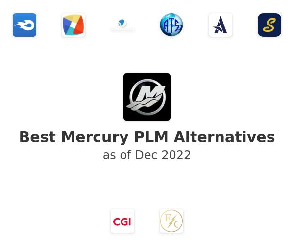 Best Mercury PLM Alternatives