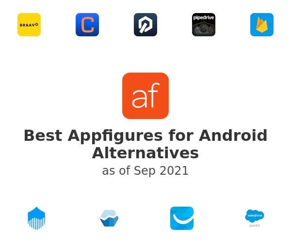 Best Appfigures for Android Alternatives