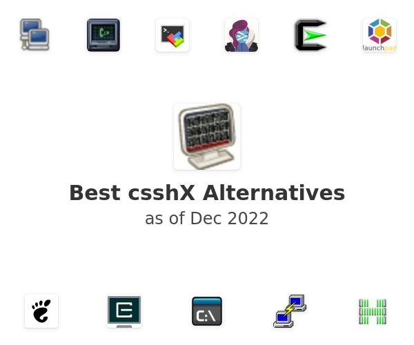Best csshX Alternatives