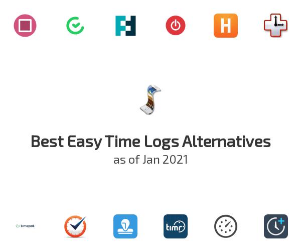 Best Easy Time Logs Alternatives