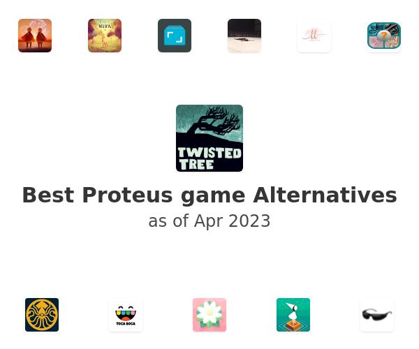 Best Proteus game Alternatives
