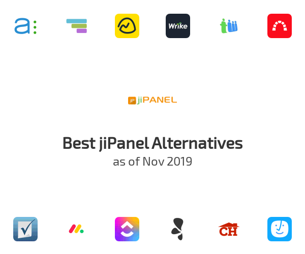 Best jiPanel Alternatives