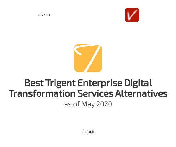 Best Trigent Enterprise Digital Transformation Services Alternatives