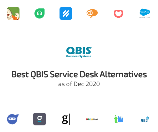 Best QBIS Service Desk Alternatives