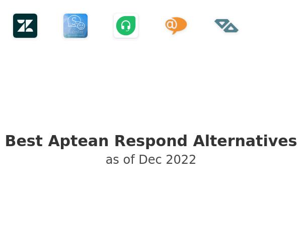 Best Aptean Respond Alternatives