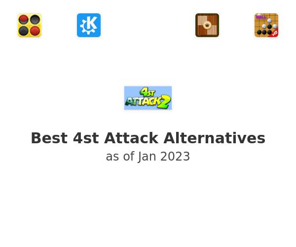 Best 4st Attack Alternatives