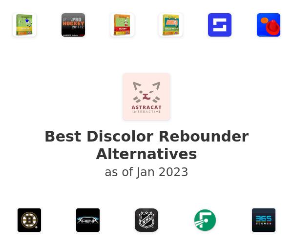 Best Discolor Rebounder Alternatives