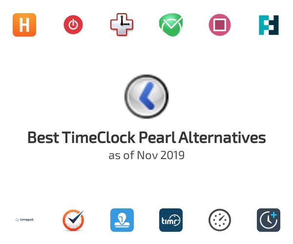 Best TimeClock Pearl Alternatives