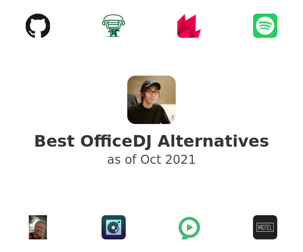 Best OfficeDJ Alternatives