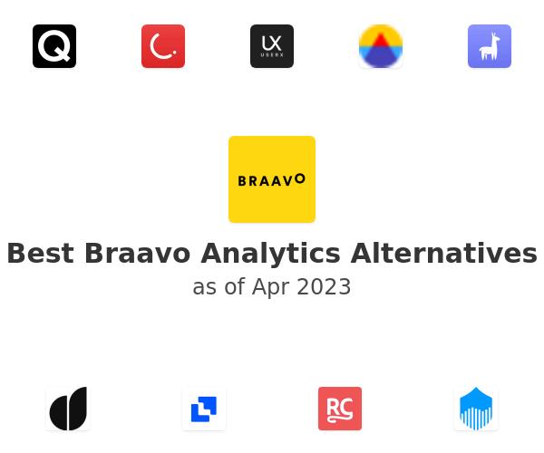 Best Braavo Analytics Alternatives