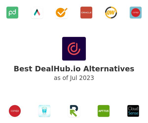 Best DealHub.io Alternatives