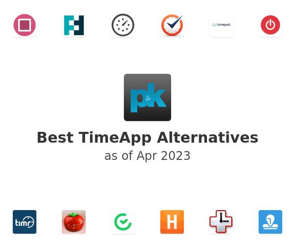 Best TimeApp Alternatives