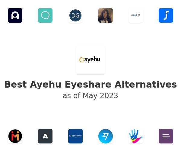 Best Ayehu Eyeshare Alternatives
