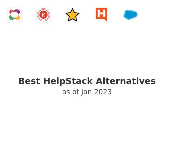 Best HelpStack Alternatives