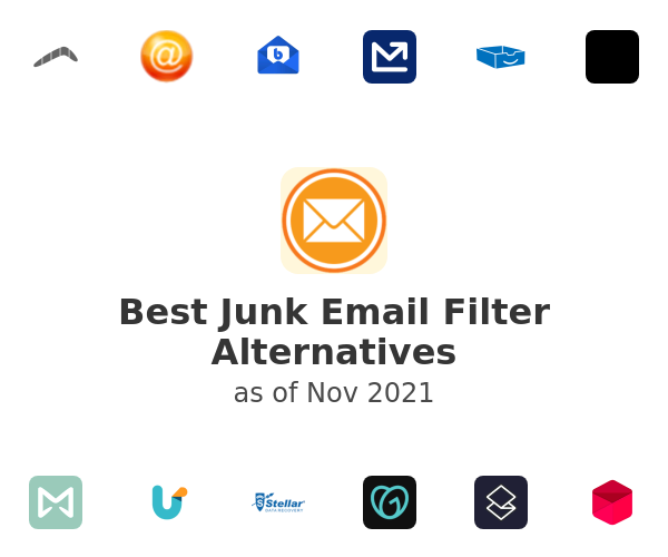 Best Junk Email Filter Alternatives
